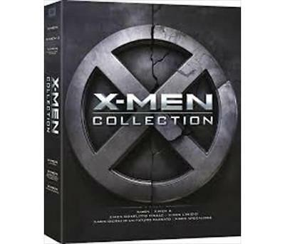 Film DVD WARNER HOME VIDEO - X-Men - Complete Collection (6 Dvd)   - Colori