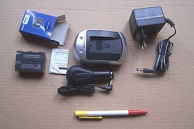 Photo Camera Acces. - BATTERIE+CHARGEUR / BATTERY+CHARGER set - NP400 for SONY S
