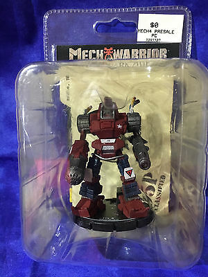 Mech Warrior Dark Age Figurine Presale