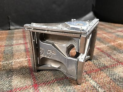 """Columbia 2.5"""" Corner Finisher Drywall Mud Taping Tool Used Needs One Piece"""