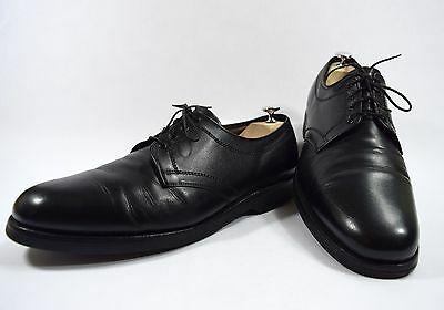 """Allen Edmonds """"Rover"""" Black Leather Oxfords Size 13C Narrow Made in USA"""