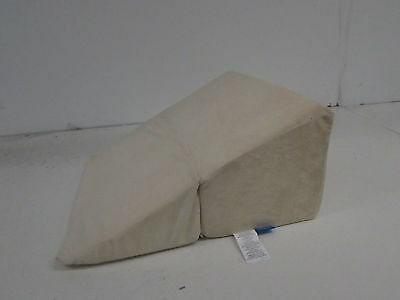 Contour Products 30-92412R Folding Bed Wedge Pillow, 12 X 24 X 24