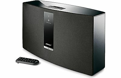Bose SoundTouch 30 Series III wireless music system (Black) New Ship Fast!