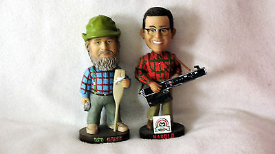 Red Green and Harold Bobble Heads