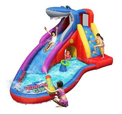Duplay Hip Hop Sharks Club Water Slide. Brand New In Box