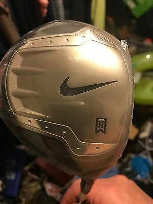 Rare! Nike Ignite TW 340cc Driver Tiger Woods Designed For Tiger Woods