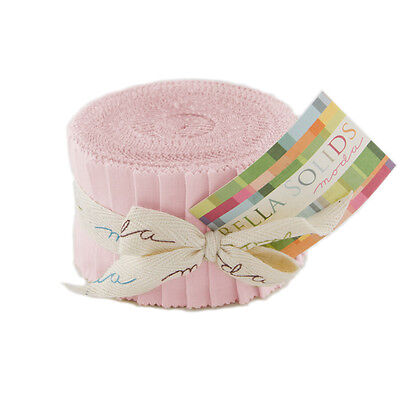 Quilting Fabric *junior* Jelly Roll - Moda - Sisters Pink Bella 145