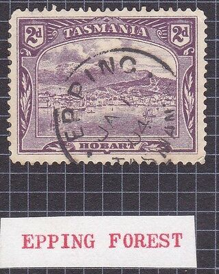 *POSTMARKS on TASMANIA PICTORIALS.EPPING.*