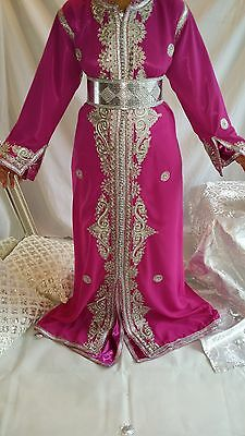 Moroccan kaftan wedding party evening wear   takchita occasions dress