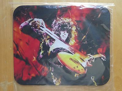 New Led Zeppelin Jimmy Page Mouse Pad Mats Mousepad Hot Gift