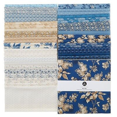 Patchwork/quilting Fabric Andover Fabrics - Blue Sky By Laundry Basket Quilts