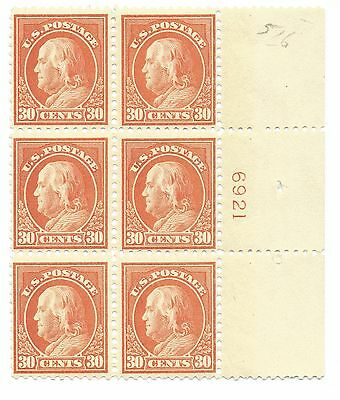 US Scott# 516 Plate Block RARE MNH HQ Scans! Know What You're Getting!