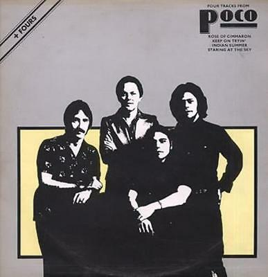 "Poco Four Tracks From Poco EP 12"" vinyl single record (Maxi) UK ABE12011"
