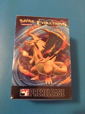 Pokemon XY-Evolutions Prerelease Kit (New/Sealed)