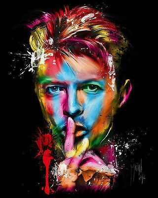 Rock singer David Bowie Painting Art HD Print On Canvas  NO FRAME 14 H402