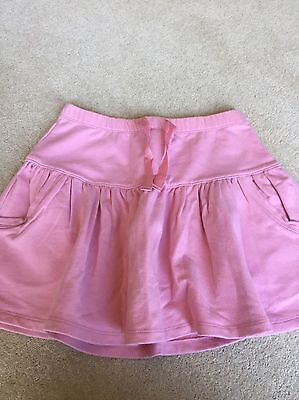 Girls GAP Pink Skirt Age 10-11 In Exc Condition