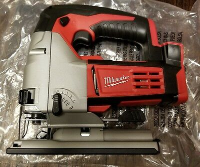 New Milwaukee M18 Cordless Jig Saw TOOL ONLY 2645-20