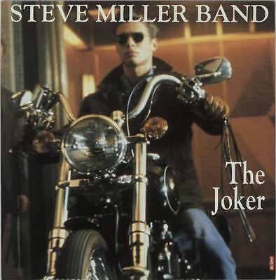 "Steve Miller Band The Joker UK 12"" vinyl single record (Maxi) 12CL583 CAPITOL"