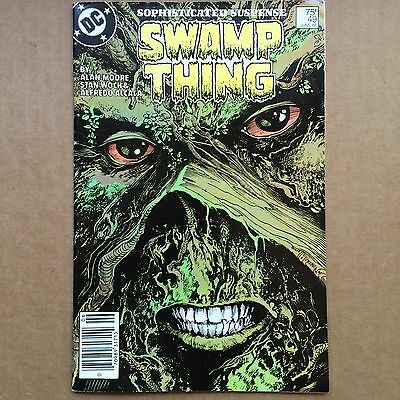 Swamp Thing #49 (Jun 1986, DC) *Justice League Dark Cameo* VF-/VF