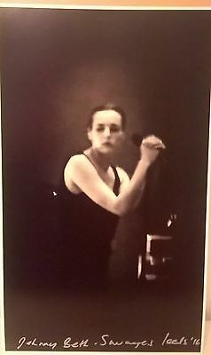 SAVAGES Jehnny Beth Leeds 2016 large photo