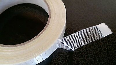 High Strength Fibre Reinforced Tape 20mm x 25mtr RC Plane Hinge Repairs