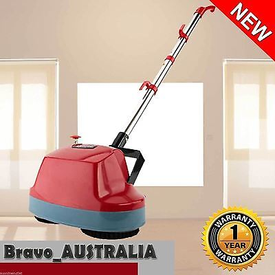 Floor Polisher Buffing Machine Carpet Hard Surface Scrubber Cleaner Wax Buffer