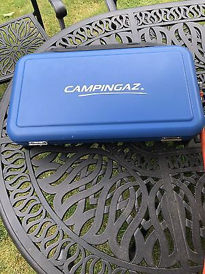Camping gaz cooker and grill