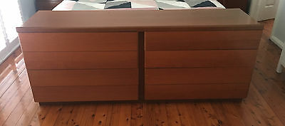 Chest of Drawers & 2 x Bedside Tables