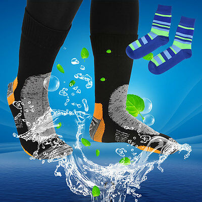 Sports Fitness Breathable Waterproof Casual Pair Socks Leg Warmers Stockings
