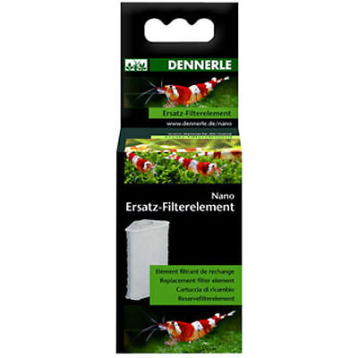 DENNERLE FILTER ELEMENT Replacement for Corner XL Crystal Cherry Tiger Shrimp