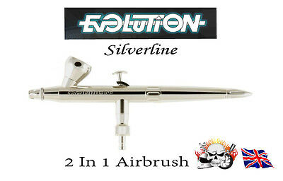 Evolution Silverline Two In One 0.2 & 0.4 2+5ml cups