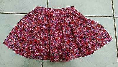 BNWT Girls sz 0 COTTON ON BABY Summer Skirt With Attached Bloomers