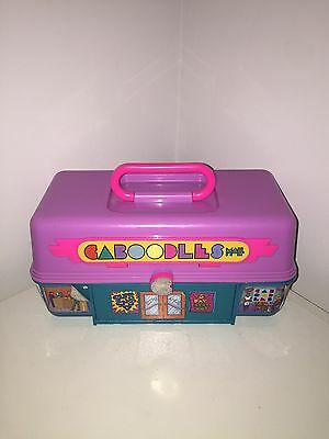 Caboodles-rare, COMPLETE, Vintage Toy From The 90's!!