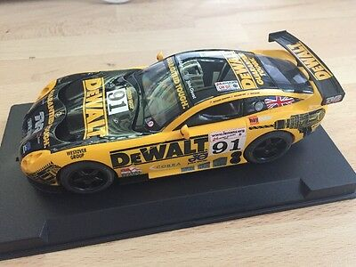 SLOT 1:32 TVR Tuscan 400R Scalextric #91 Le Mans 2003