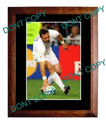 Ben Foden England 2011 Rugby World Cup A3 Photo 2