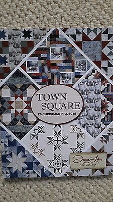 Tablerunner  3 kits and Book  with projects