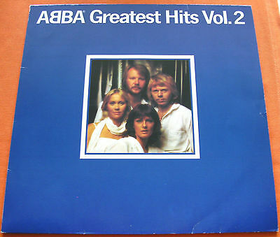ABBA - Greatest Hits - Volume 2 - LP