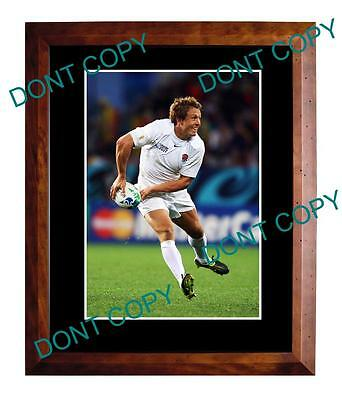 Jonny Wilkinson England 2011 Rugby World Cup A3 Photo 2