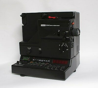 Used Eumig S940 Stereo Cine Projector
