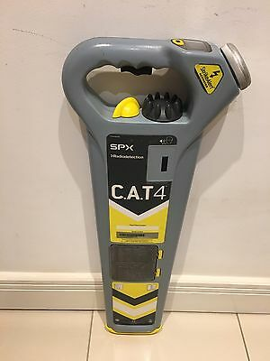 Radiodetection Cat 4 Cable Avoidance Locator Scanner.