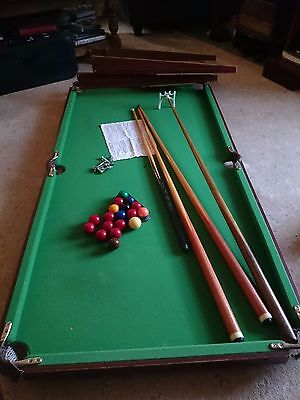 5ft Billiards Snooker pool table