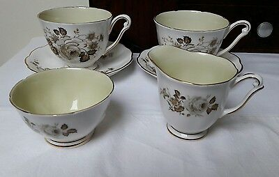 Ridgway Potteries Royal Adderley Fine Bone China Tea Set