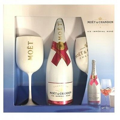 Moet & Chandon Champagne Ice Imperial  Rosè The Perfect Serve