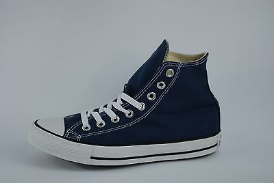 Converse All Star Chucks Damen / Herren Sneaker Blau Navy M9622C Neu!!!