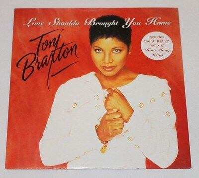 "TONI BRAXTON * LOVE SHOULDA BROUGHT YOU HOME * Classic Soul 7"" Vinyl"