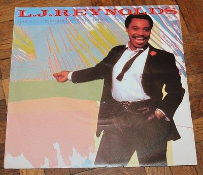 "L.J. REYNOLDS * DON'T LET NOBODY HOLD YOU DOWN Classic Soul Funk Boogie 7"" Vinyl"