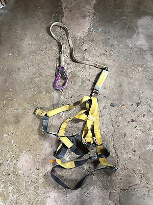 Safety Harness And Hook, Arborist, Climbing
