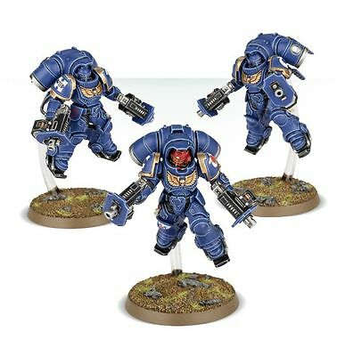 Warhammer 40K 8th: Primaris Space Marines: Primaris Inceptor Squad (3 Man)