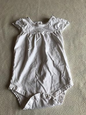 Baby Girls Clothes 6-9  Months - Cute  Vest Top -