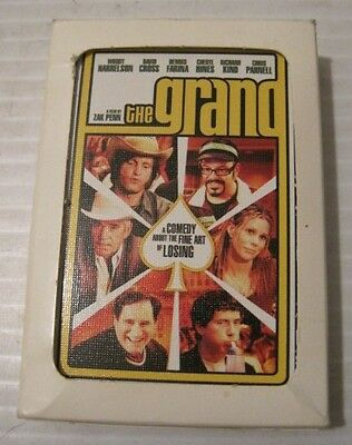 """The Grand"" Movie Deck Of Playing Cards"